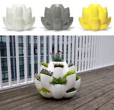 Nature Planter by Design Night