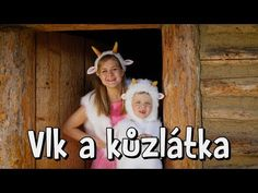 Štístko a Poupěnka - Vlk a kůzlátka - YouTube Drama, Entertainment, Youtube, Retro, Ms, Love Rain, Dramas, Rustic, Youtubers