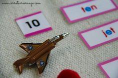 Short Vowel Activity for Preschoolers
