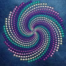 Resultado de imagem para embroidery mandala