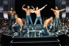 It's a common problem. It affects every man. It's often a taboo subject, but we're going there with the cast of Magic Mike XXL. Yes, we're talking about shrinkage. To the e…