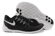 56093d583f4 cheap shoes,press the picture to get it, Nike Free 2014 Black White Men  Shoes