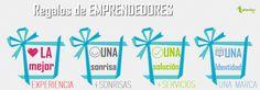 regalos de emprendedores