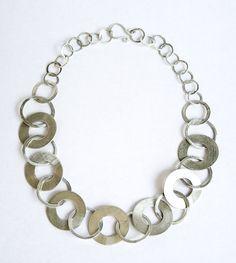 Metal Jewelry, Silver Jewelry, Metal Clay, Jewels, Bracelets, Om, Connection, Jewellery, Inspiration