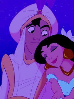♡ #disney #aladdin #jasmine ♡