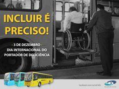 Arte pelo Dia Internacional do Portador de Deficiência - 2015