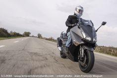 Yamaha TMax 530 for 2015