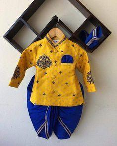 Baby Boy Birthday Outfit, 1st Birthday Dresses, Baby Birthday, Baby Boy Suit, Baby Boy Dress, Baby Girl Dresses, Girls Frock Design, Kids Frocks Design, Kids Dress Wear
