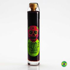 iBacana - Molho de Pimenta Chipotle e Goiaba