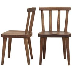 Pair of Pine Stools by Axel Einar Hjorth, 1930s  $6,255
