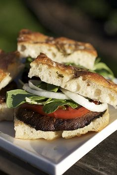 Perfect Grilled Portobellos | Post Punk Kitchen | Vegan Baking & Vegan Cooking