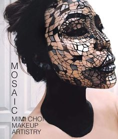 3D Makeup by Mimi Choi