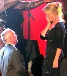 Garth and trisha pinteres for Trisha yearwood wedding dress