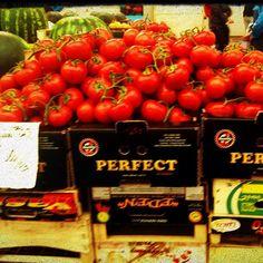 Romanian Fresh Market #intercer #veggie #romania