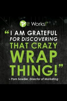 Today not tomorrow!  https://loriguthrie.myitworks.com/