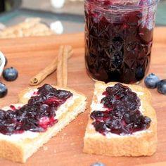 Cinnamon Blueberry Jam | Erica's Recipes