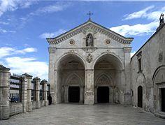 Santuario Basilica San Michele Arcangelo (Foggia)