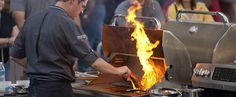 World Food Championships Take Over Vegas - The highest stakes food competition could only be held at one place in the world: Vegas, baby! Prepare your tastebuds as the best of the best square off over four gluttonous days at The World Food Championships.