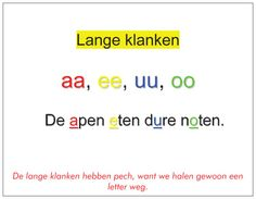 Log in of registreer Speech Language Therapy, Speech And Language, Speech Therapy, Learn Dutch, Dutch Language, School Tool, Spelling Activities, School Posters, Study Skills