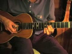 Slow Blues in E - Fingerpicking Guitar Lesson - Bad Blues Part 4