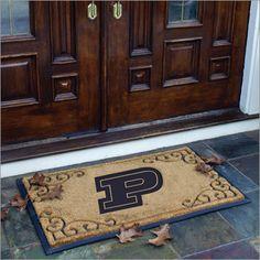 Purdue University Door Mat