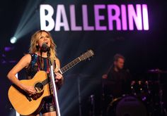Kelsea Ballerini The First Time Tour Guitar Shine