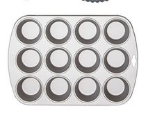 Kaiser Bakeware Homebake Nonstick 12cup Cup Cake Muffin Pan *** Read more  at the image link. (This is an Amazon affiliate link and I receive a commission for the sales and I receive a commission for the sales)