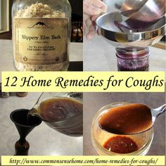12 Home Remedies For Coughs