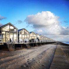 Landal strandhuisjes Julianadorp, Noord-Holland