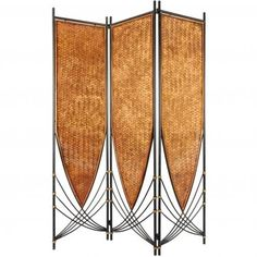 Add exotic flair to your decor with the Oriental Furniture Tropical Philippine Room Divider . This unique screen, featuring subtle art deco lines,. Bamboo Room Divider, Glass Room Divider, Living Room Divider, Panel Room Divider, Room Divider Headboard, Divider Cabinet, Fabric Room Dividers, Folding Room Dividers, Wall Dividers