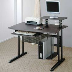 111 best computer table images computer tables desk best computer rh pinterest com