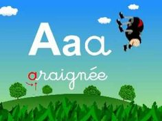 Learn French for children - Primary French ipad Core French, French Class, How To Speak French, Learn French, French Songs, Kindergarten Themes, French Resources, French Immersion, School Videos