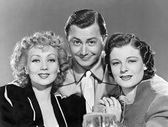 Ann Sothern, Robert Young & Ruth Hussey Maisie (1939)