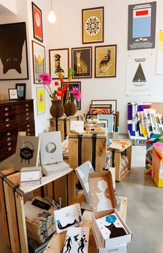 Rikiki: Designshop in Düsseldorf