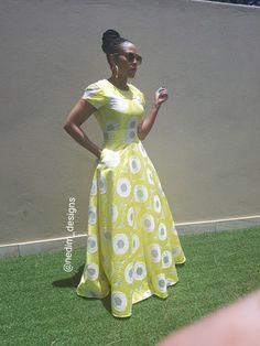 African Fashion Is Hot African Maxi Dresses, African Attire, African Wear, African Women, African American Fashion, African Print Fashion, Look Fashion, Fashion Outfits, Africa Dress