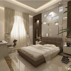 Lovely and Elegant Master Bedroom