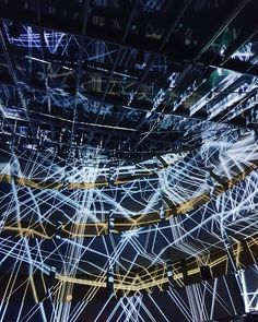 Collumina Cologne #Art #Light #Piano #Sound #Kunst #Lichtkunst #Klavier #Museum #Schokoladenmuseum #Köln #CGN #Cologne