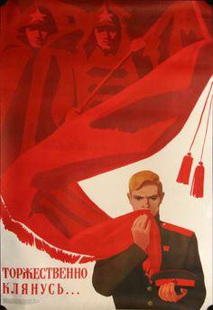 ☭⚑✭The Soviet Broadcast✭⚑☭ Cold War Propaganda, Ww2 Propaganda Posters, Communist Propaganda, Political Posters, Soviet Art, Soviet Union, Military Drawings, Socialist Realism, Military Art