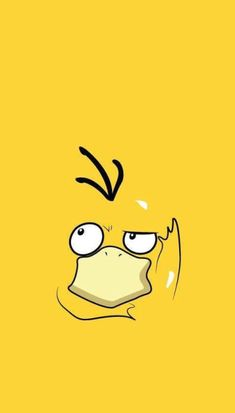 If it uses its mysterious power, Psyduck can't remember having done so. It apparently can't form a memory of such an event because it goes into an altered state that is much like deep sleep. Pokemon Go Images, Pokemon Pictures, Cute Pokemon Wallpaper, Cute Cartoon Wallpapers, Hd Cool Wallpapers, Pokemon Party, New Pokemon, Pokemon Fan, Pokemon Backgrounds
