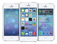 A cheat sheet to what is new in iOS 7  #PointSource #Tech #Apple #iPhone #iOS7 #IT #Technology #FlatDesign #Mobile #MobileApplication