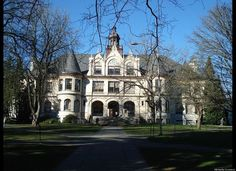 University of Washington. This is where I have most of my classes!