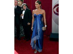 Halle Berry con vestido de Emmanuel Ungaro
