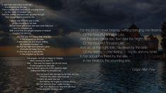 Annabel Lee av Edgar Allen Poe.