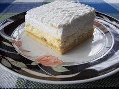 Rákóczi túrós - NAGYON JÓ My Recipes, Vanilla Cake, Baked Goods, Cheesecake, Baking, Food, Food Cakes, Cheese Cakes, Bakken