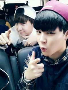 Jimin and jhope!