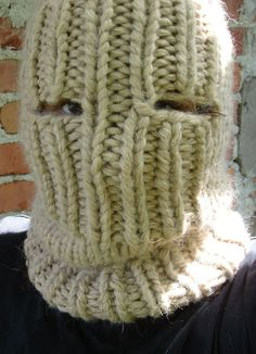 Wool, Knitting, Accessories, Fashion, Masks, Breien, Pictures, Moda, Tricot