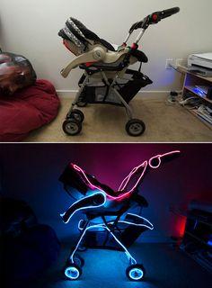 Tron Baby Stroller