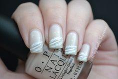 Nails by Kayla Shevonne: Pinterest Week - Delicate Feathers