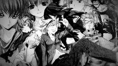 Howl's Moving Castle, Ouran High School Host Club, Clannad, Fruits Basket, Chobits, Fullmetal Alchemist, anime, manga, anime, fan-art, manga, FLCL, Fullmetal Alchemist, Death Note, Cowboy Bebop, Spirited Away, Melancholy of Haruhi Suzumiya, Princess Mononoke, Elfen Lied, Neon Genesis Evangelion, Code Geass: Lelouch of the Rebellion, Bleach, FLCL, Code Geass: Lelouch of the Rebellion R2, Naruto, Samurai Champloo, Trigun, Gurren Lagann, Rurouni Kenshin: Trust & Betrayal, Full Metal Panic!