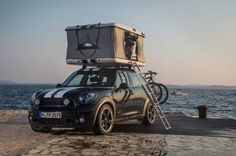 The Little Car that Could has always had an affinity for those with the adventuring spirit. The new MINI Clubvan C&er Concept is designed with those in & 5. The Technitop Rooftop Tent... 6. Hannibal Rooftop Tent... (no ...